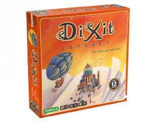 Dixit Odyssey (a legnépszerűbb családi-, és partijáték, 8-99 év)