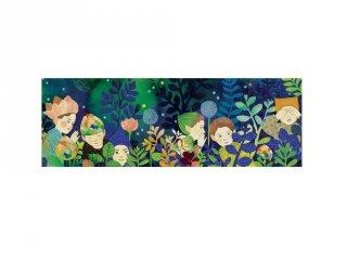 Djeco Festmény puzzle, Titkok (7640, 100 db-os kirakó, 5-12 év)