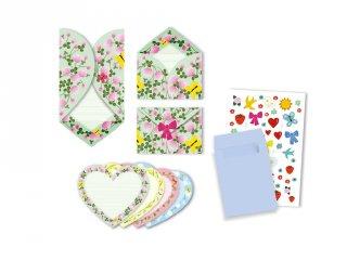 Djeco szivecskés meghívókártyák (4782)
