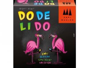 Do De Li Do, társasjáték (DMS, gyorsasági kártyajáték, 8-99 év)