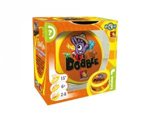 Dobble Animals (Asmodee, megfigyelés és gyorsaság kártyajátéka, 6-12 év)