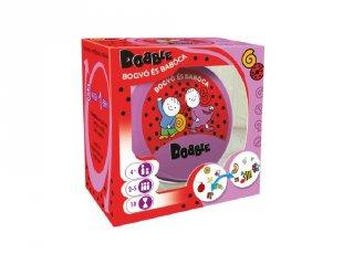 Dobble Bogyó és Babóca, Asmodee, megfigyelős gyorsasági kártyajáték (4-7 év)