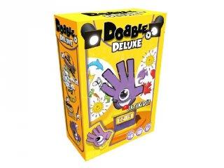 Dobble Deluxe megfigyelős gyorsaság kártyajáték (6-10 év)