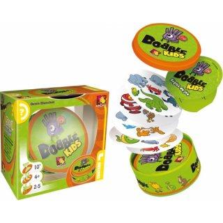 Dobble Kids (Asmodee, memóriafejlesztő reflexjáték, 4-99 év)