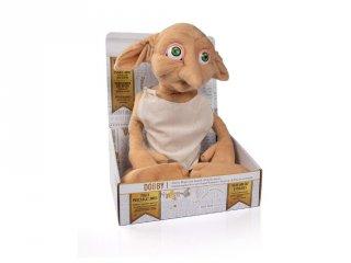 Dobby manó Harry Potter plüss figura angolul beszélő, szerepjáték (3-10 év)