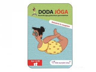Doda jóga relaxáció és nyugalom jóga gyermekeknek (6-99 év)