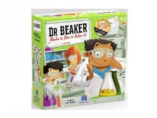Dr. Beaker, logikai társasjáték (BO, családi társasjáték, 8-99 év)