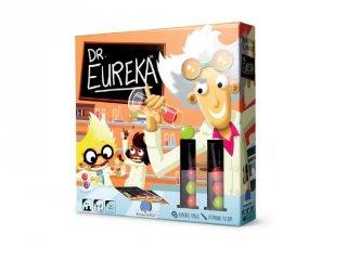 Dr. Eureka (Blue Orange, gyorsasági logikai társasjáték, 6-99 év)