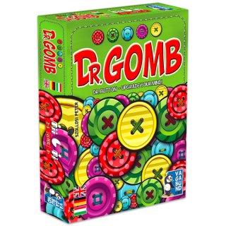 Dr. Gomb (Piatnik, 467050, megfigyelős, gyorsasági kártyajáték, 8-99 év)