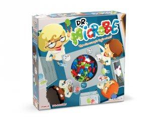 Dr. Microbe (logikai társasjáték, 8-99 év)