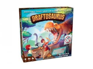 Draftosaurus, családi, stratégiai társasjáték (8-99 év)