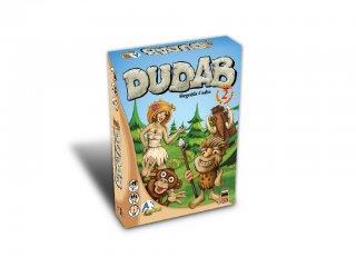 Dudab, Irány a dzsungel! (Ősemberes, stratégiai kártyajáték, 8-99 év)