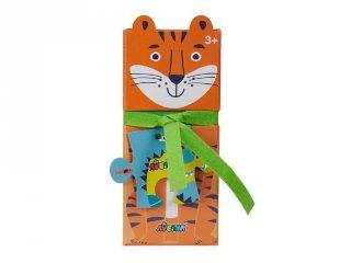 Dzsungel puzzle, 28 db-os kirakó (Avenir, 3-5 év)