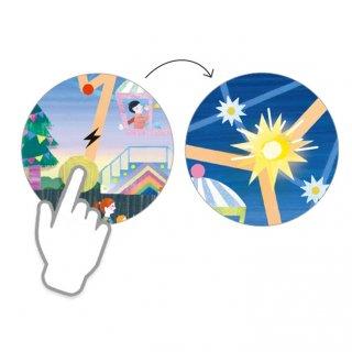 E-kreatív műhely Óriáskerék, Djeco kreatív készlet - 9311 (8-14 év)