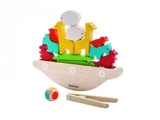 Egyensúlyozó hajó, ügyességi fajáték (PT, 3-99 év)