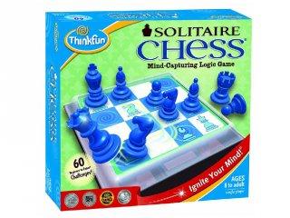 Egyszemélyes sakk (Solitaire chess, 20566, egyszemélyes logikai játék, 8-99 év)