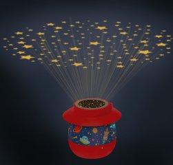 Éjszakai projektor égbolt, gyerekszoba kiegészítő (SC, 0-5 év)