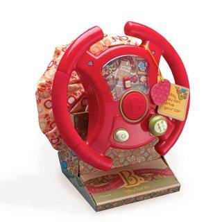 Elektromos zenélő kormány B.Toys ügyességi játék ( 1-7 év)