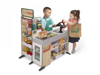 Élelmiszerbolt, Melissa&Doug fa szerepjáték (3-8 év)
