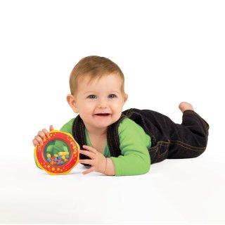 Első bébi bandám csörgőkészlet, Halilit baba hangszer (6 hó-2 év)