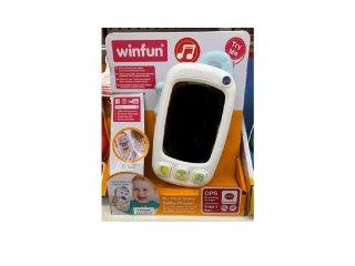 Első mobiltelefonom, babajáték (6 hó-3 év)