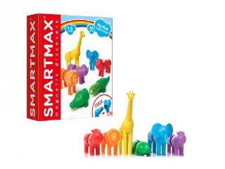 Első Szafarim (Smartmax, mágneses építőjáték, 3-7 év)