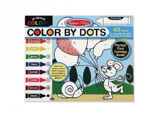 Első színező, szín szerinti kifestő (MD, 4006)