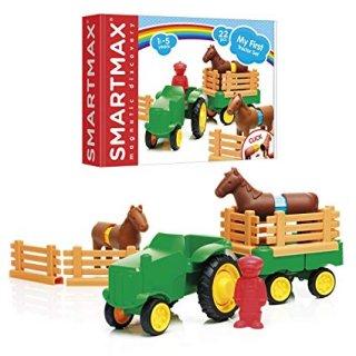 Első traktorom, Smartmax 22 db-os mágneses építőjáték (1,5-5 év)