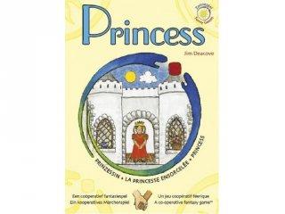 Elvarázsolt hercegnő (SG, kooperatív társasjáték, 5-8 év)