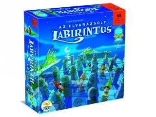 Elvarázsolt labirintus (memóriafejlesztő logikai társasjáték, 6-99 év)