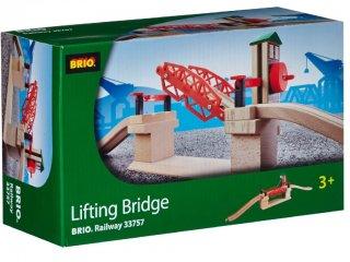 Emelkedő híd (Brio, 33757, vonatos fajáték, 3-10 év)