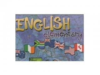 English Elementary (angolt oktató és logikai társasjáték, 3-6 év)