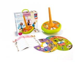 Éntudatos gyerekek, Miniland komplex fejlesztőjáték jógával (31898, 3-10 év)