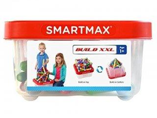 Építő készlet, XXL (Smartmax, mágneses építőjáték, 3-7 év)