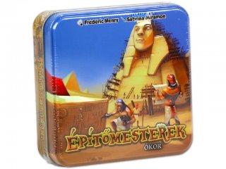 Építőmesterek, Ókor (Asmodee, taktikai kártyajáték, 10-99 év)