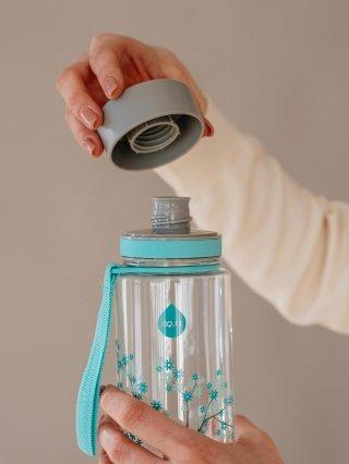 Equa BPA mentes műanyag kulacs, Esprit Menta, 600 ml