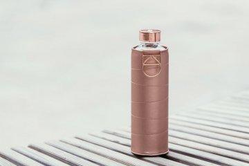 Equa üvegkulacs, Mismatch Bronz, 750 ml