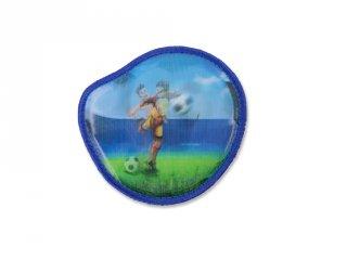 Ergobag 3D mozgó matrica, Futball (KLE-CUS-001-073, 3-12 év)