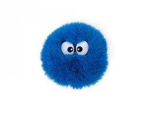 Ergobag Matrica, Puha plüss kék (KLE-CUS-001-070, 3-12 év)
