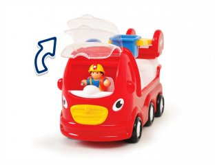 Ernie, a tűzoltóautó ÚJ, Wow Toys jármű (1-5 év)