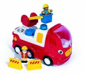Ernie, a tűzoltóautó (Wow Toys, jármű és figura, 1-5 év)