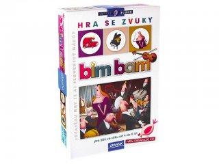 Érzékek sorozat, Bim-bam játék a hangokkal (Granna, zenés memóriajáték CD lemezzel, 4-8 év)