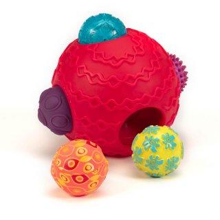 Érzékelő labda kavalkád B.Toys bébijáték (0-4 év)