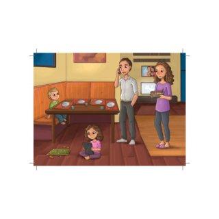 Érzel-mese, érzelmi intelligenciát fejlesztő játék (5-16 év)