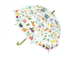 Esernyő, Békuci (Djeco, 4808, gyerek kiegészítő, 4-8 év)