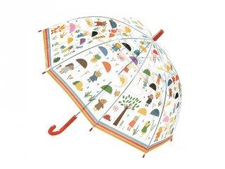 Esernyő, Esősátor (Djeco, 4809, gyerek kiegészítő, 4-8 év)