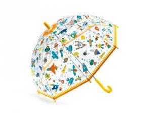 Esernyő Space, Djeco gyerek kiegészítő - 4707 (4-8 év)