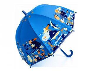 Esernyő, Tenger, Djeco gyerek kiegészítő - 4703 (4-8 év)