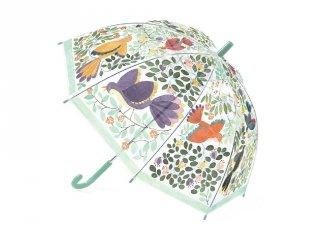 Esernyő, Virágok és madarak (Djeco, 4804, gyerek kiegészítő, 4-8 év)