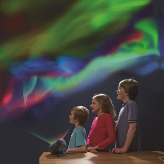 Északi-Déli Sarki fény projektor, Brainstorm tudományos játék (6-14 év)